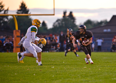 Blaine High School Football - Lynden 2011