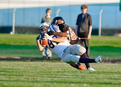 Blaine High School Football - Squalicum 2011