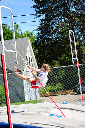 Fosbury Camp - Day 2 PM Session
