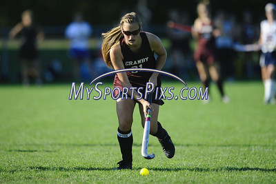 Granby Memorial Field Hockey vs Avon Field Hockey10/10/2011