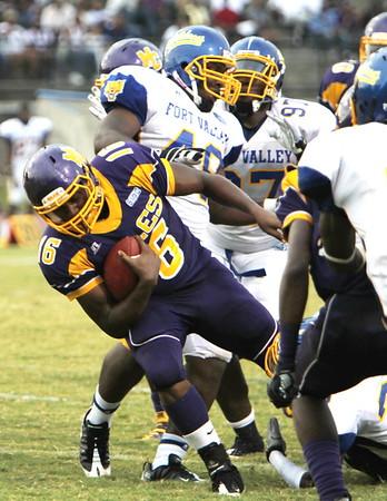 Miles Football 2010