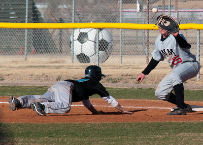 NMMI Bronco Baseball