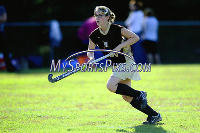 Thomaston vs Lewis Mills Field Hockey 10/7/2011