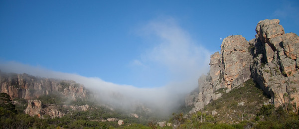 Cloud over the Mount