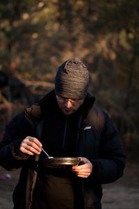 Ross breakfast