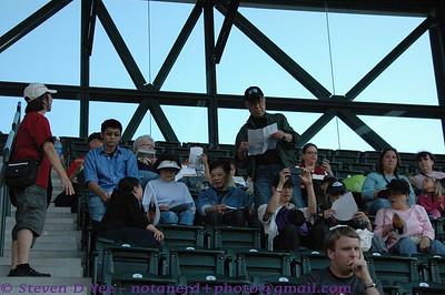 20110829 - Mariners vs Angels w/ Felly