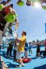2011 Australian Open Tennis - photographer: Mark Peterson / corleve - RODDICK, BERDYCH, Tomas (CZE) [6] vs KOHLSCHREIBER, Philipp (GER)
