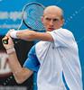 2011 Australian Open Tennis - photographer: Mark Peterson / corleve - DAVYDENKO, Nikolay (RUS) [23] vs MAYER, Florian (GER)