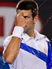 2011 Australian Open Tennis - photographer: Mark Peterson / corleve - DJOKOVIC, Novak (SRB) [3] vs FEDERER, Roger (SUI) [2]