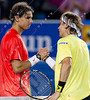 2011 Australian Open Tennis - photographer: Mark Peterson / corleve - NADAL, Rafael (ESP) [1] vs FERRER, David (ESP) [7]
