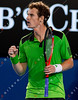 2011 Australian Open Tennis - photographer: Mark Peterson / corleve - FERRER, David (ESP) [7] vs MURRAY, Andy (GBR) [5]
