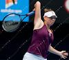 2011 Australian Open Tennis - photographer: Mark Peterson / corleve - BAMMER, Sybille (AUT) vs ZVONAREVA, Vera (RUS) [2]