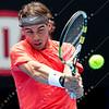 2011 Australian Open Tennis - NADAL, Rafael (ESP) [1] vs DANIEL, Marcos (BRA) - photographer: Mark Peterson / corleve