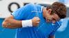 2011 Australian Open Tennis - photographer: Mark Peterson / corleve - SELA, Dudi (ISR) vs DEL POTRO, Juan Martin (ARG)