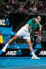 2011 Australian Open Tennis - photographer: Mark Peterson / corleve - TOMIC, Bernard (AUS) vs CHARDY, Jeremy (FRA)