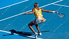 2011 Australian Open Tennis - photographer: Mark Peterson / corleve - WILLIAMS, Venus (USA) [4] vs ZAHLAVOVA, Sandra (CZE)