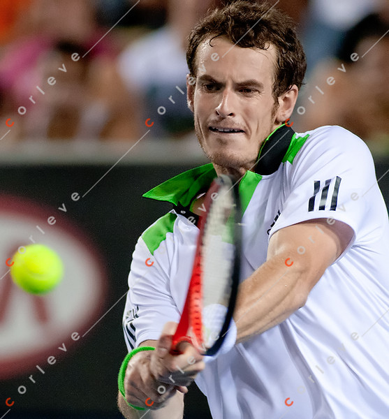 2011 Australian Open Tennis - photographer: Mark Peterson / corleve -MARCHENKO, Illya (UKR) vs MURRAY, Andy (GBR) [5]