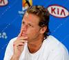 2011 Australian Open Tennis - photographer: Mark Peterson / corleve -NALBANDIAN, David (ARG) [27] vs BERANKIS, Richard (LTU)