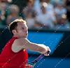 2011 Australian Open Tennis - photographer: Mark Peterson / corleve - RUSSELL, Michael (USA) vs FERRER, David (ESP) [7]