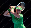 2011 Australian Open Tennis - photographer: Mark Peterson / corleve - SUAREZ NAVARRO, Carla (ESP) vs CLIJSTERS, Kim (BEL) [3]