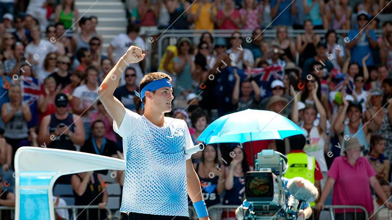2011 Australian Open Tennis - photographer: Mark Peterson / corleve