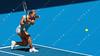 2011 Australian Open Tennis - photographer: Mark Peterson / corleve - WOZNIACKI, Caroline (DEN) [1] vs CIBULKOVA, Dominika (SVK) [29]