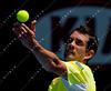 2011 Australian Open Tennis - photographer: Mark Peterson / corleve - GARCIA-LOPEZ, Guillermo (ESP) [32] vs MURRAY, Andy (GBR) [5]