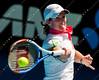 2011 Australian Open Tennis - photographer: Mark Peterson / corleve - HENIN, Justine (BEL) [11] vs KUZNETSOVA, Svetlana (RUS) [23]