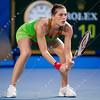 2011 Australian Open Tennis - photographer: Mark Peterson / corleve - PETKOVIC, Andrea (GER) [30] vs SHARAPOVA, Maria (RUS) [14]