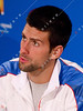 2011 Australian Open Tennis - photographer: Mark Peterson / corleve -  - Tomas Berdych vs  Novak Djokovic