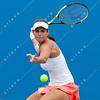 2011 Australian Open Tennis - photographer: Mark Peterson / corleve - GOERGES, Julia (GER) vs GALLOVITS - HALL, Edina (ROU)