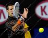 2011 Australian Open Tennis - GRANOLLERS, Marcel (ESP) vs DJOKOVIC, Novak (SRB) [3] - photographer: Mark Peterson / corleve