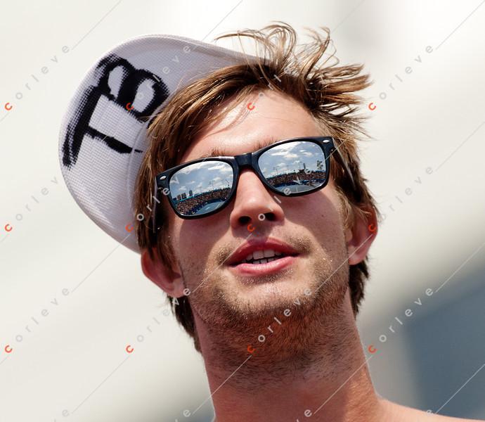 2011 Australian Open Tennis - photographer: Mark Peterson / corleve - BERDYCH, Tomas (CZE) [6] vs GASQUET, Richard (FRA) [28]