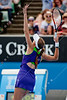 2011 Australian Open Tennis - photographer: Mark Peterson / corleve -HANTUCHOVA, Daniela (SVK) [28] vs KULIKOVA, Regina (RUS)