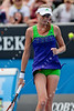 2011 Australian Open Tennis - photographer: Mark Peterson / corleve -HANTUCHOVA, Daniela (SVK) [28] vs KULIKOVA, Regina (RUS)