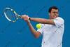 2011 Australian Tennis Open - Tsonga Practice - 9218