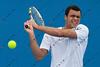 2011 Australian Tennis Open - Tsonga Practice - 9240