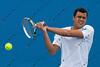 2011 Australian Tennis Open - Tsonga Practice - 9251