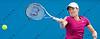 2011 Australian Open Tennis - Justine Henin practicing on Margaret Court