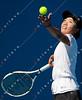 2011 Australian Open Tennis - NARA, Kurumi (JPN) [10] vs ERAKOVIC, Marina (NZL) - photographer: Mark Peterson / corleve