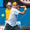 2011 Australian Open Tennis - photographer: Mark Peterson / corleve -LACKO, Lukas (SVK) vs FEDERER, Roger (SUI) [2]