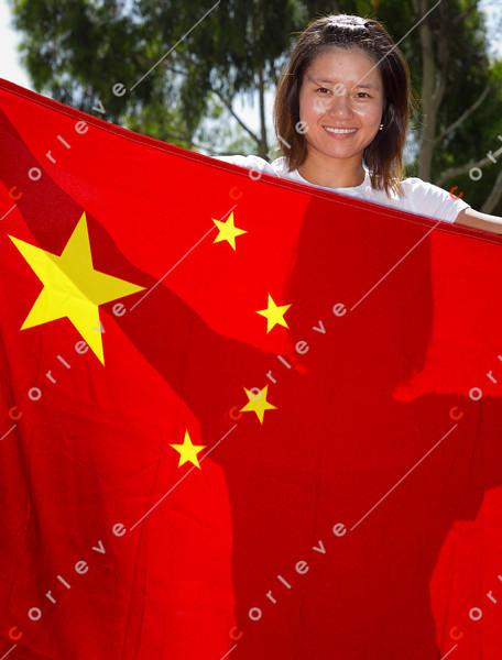 2011 Australian Tennis Open - NA, Li Pre Final Press Conference - 3798