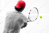 2011 Australian Open Tennis -  Nadal practices at Rod Laver Arena - photographer: Mark Peterson / corleve