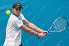 2011 Australian Open Tennis - photographer: Mark Peterson / corleve - RODDICK, Andy (USA) [8] vs HAJEK, Jan (CZE)