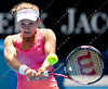 2011 Australian Open Tennis - photographer: Mark Peterson / corleve - STOSUR, Samantha (AUS) [5] vs DAVIS, Lauren (USA)