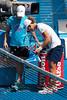 2011 Australian Open Tennis -  Sam Stosur practices at Rod Laver Arena - photographer: Mark Peterson / corleve
