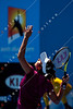 2011 Australian Open Tennis -DIATCHENKO, Vitalia (RUS) vs MIRZA, Sania (IND) [24] - photographer: Mark Peterson / corleve