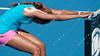 2011 Australian Open Tennis - Venus Williams pratices at Margaret Court - photographer: Mark Peterson / corleve