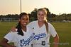 #9 Patricia Banda and #10 Brittany Boone