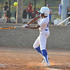#00 Derrisha Lacey pops out to the Bethel pitcher.